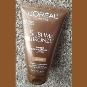 L'OREAL Tinted Self-Tanning Lotion